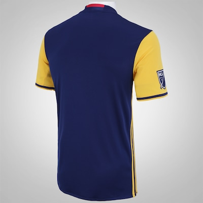 Camisa New York Red Bulls II 2016 adidas - Masculina