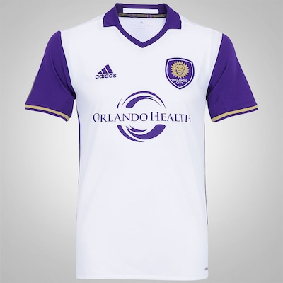 Camisa Orlando City II 2016 adidas - Masculina