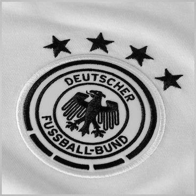 Camiseta Alemanha Retrô adidas - Masculina