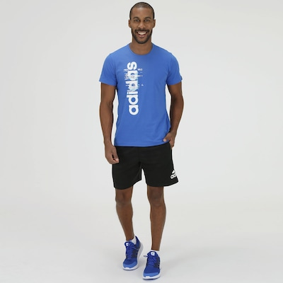 Bermuda adidas Essentials Logo FT - Masculina