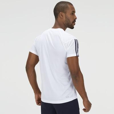 Camiseta adidas Base 3S - Masculina