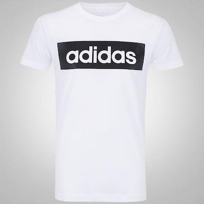 Camiseta adidas Casual Stripes - Masculina