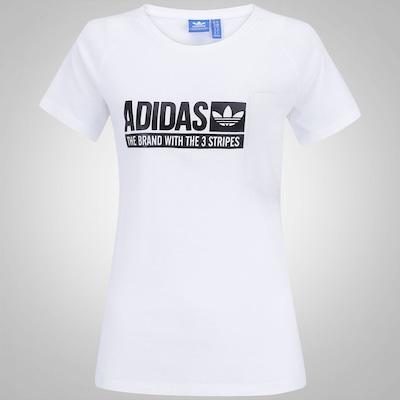 Camiseta adidas Linear SS16 - Feminina