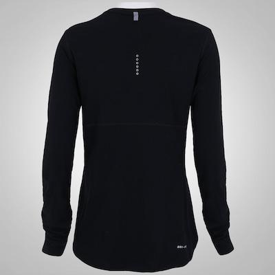 Camiseta Manga Longa Nike Miler - Feminina
