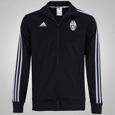 Jaqueta Juventus 3s adidas - Masculina