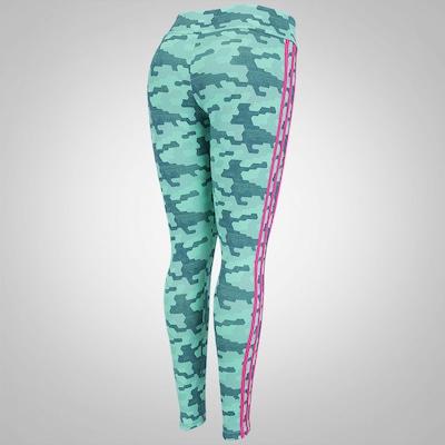 Calça Legging adidas Gráfica Wokout 3S - Feminina