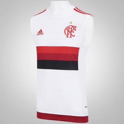 Camiseta Regata do Flamengo II adidas - Masculina