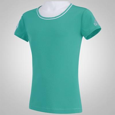 Camiseta adidas MC YG T C - Infantil