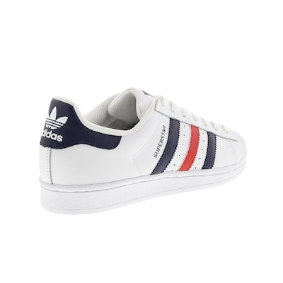 Tenis adidas Superstar Foundation