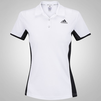 Camisa Polo adidas Court - Feminina