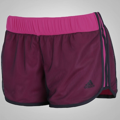 Shorts adidas M10 Knit - Feminina