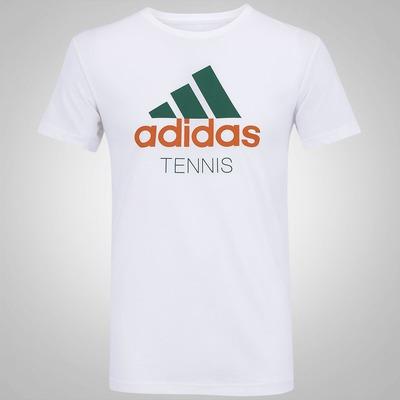 Camiseta adidas Graphic Tennis - Masculina