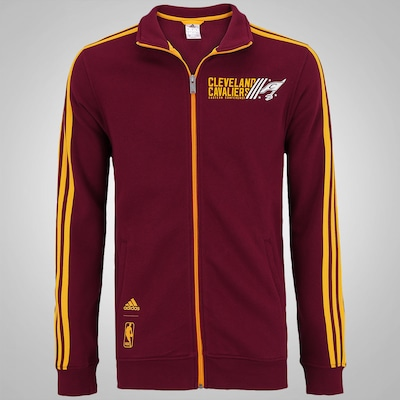 Jaqueta adidas Trck NBA Cleveland Cavaliers - Masculina