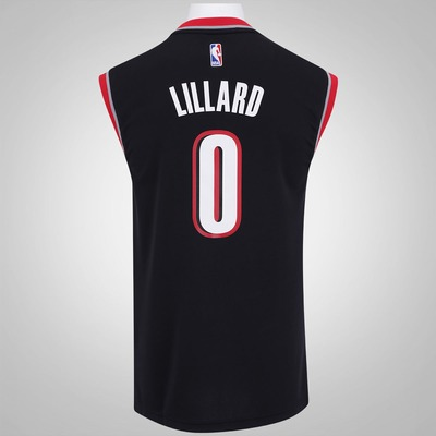 Camisa Regata adidas NBA Portland Trail Blazers - Masculina