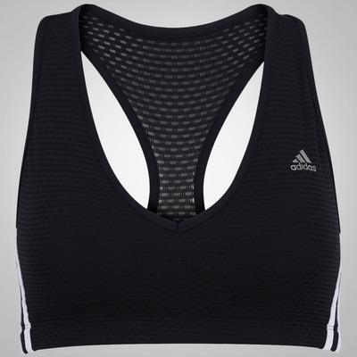 Top Fitness com Bojo adidas Vida Workout - Adulto