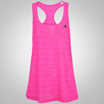 Camiseta Regata adidas Workout LW - Feminina