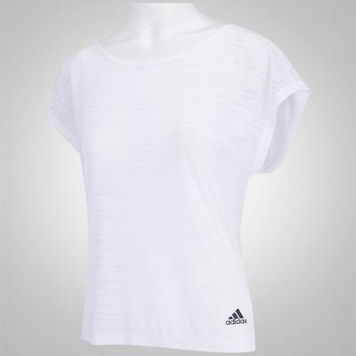 Camiseta adidas Workout LW - Feminina