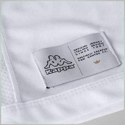 Camisa do Santos I 2016 Kappa