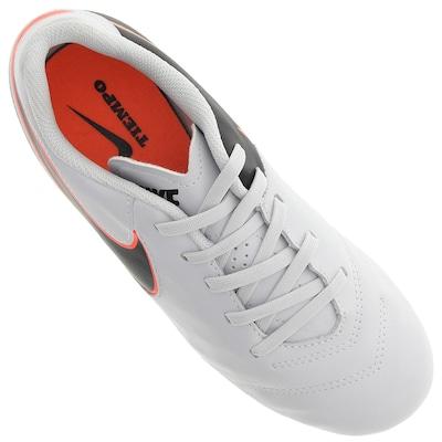 Chuteira de Campo Nike Tiempo Legend VI - Infantil
