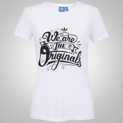Camiseta adidas Wato - Feminina