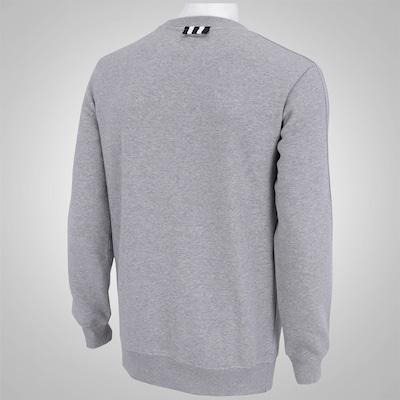 Blusão de Moletom adidas Originals Classic Trefoil Crew - Masculino