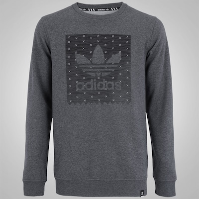 Blusão adidas Black Refletivo - Masculino