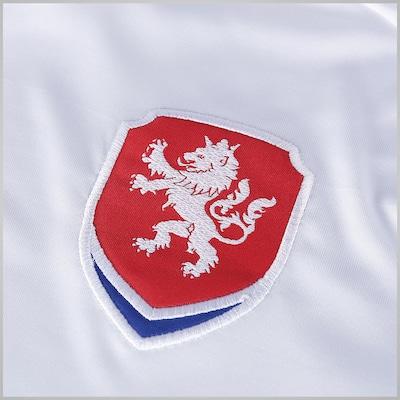 Camisa República Tcheca II 16 Puma - Masculina