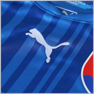 Camisa da Eslováquia II 16 Puma