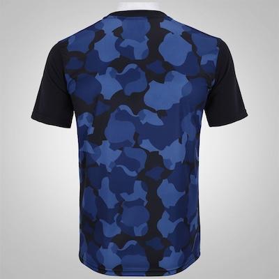 Camiseta do Santos 2016 Kappa Prematch - Masculina