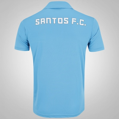 Camisa Polo do Santos 2016 Kappa Viagem - Masculina