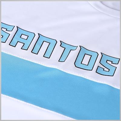 Camiseta do Santos 2016 Kappa Viagem - Masculina