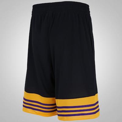 Bermuda adidas NBA Basics Los Angeles Lakers - Masculina