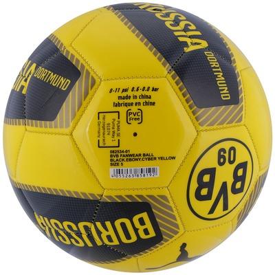 Bola de Futebol de Campo Puma Borussia Dortmund Fanwear