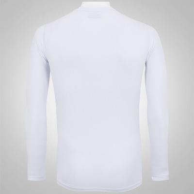 Camisa de Compressão Manga Longa Kappa MISK - Masculina