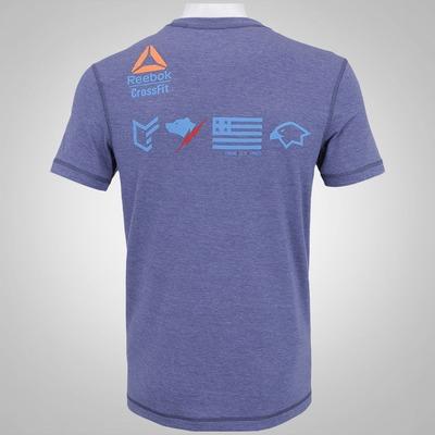 Camiseta Reebok RCF Blend T V2 - Masculina