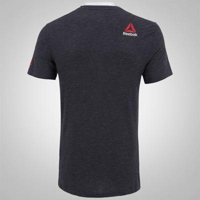 Camiseta Reebok M R-CF FEF - Masculina