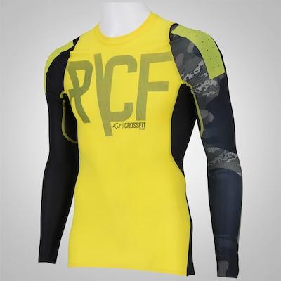 Camisa de Compressão Manga Longa Reebok RCF - Masculina