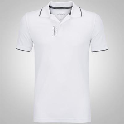 Camisa Polo Piquet Reebok EL Tipped - Masculina