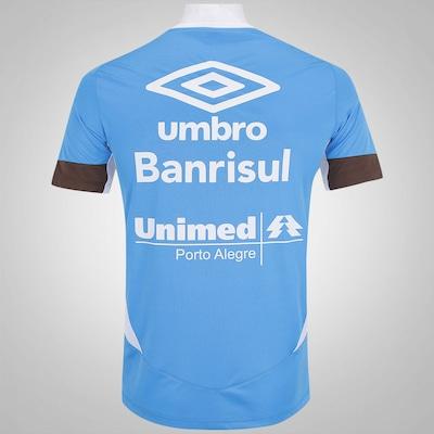 Camiseta de Treino do Grêmio 2016 Umbro - Masculina