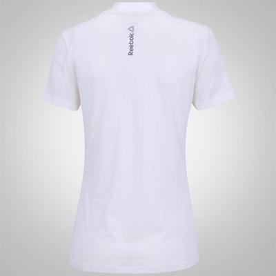 Camiseta Reebok F RBK Fitness VNK - Feminina