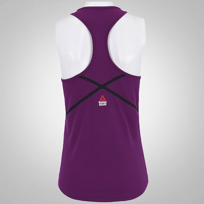 Camiseta Regata Reebok CrossFit Train - Feminina