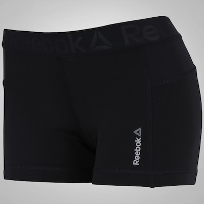 Shorts Reebok F Wor Fit Knit - Feminina