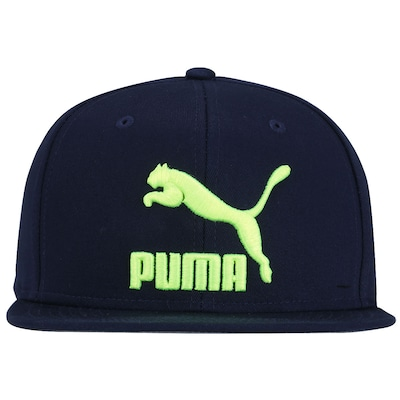Boné Aba Reta Puma LS Colour Block - Snapback - Adulto