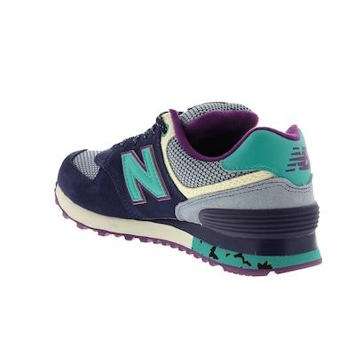 Tênis New Balance 574 Redwood - Feminino