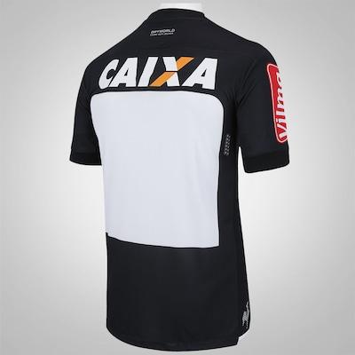 Camisa do Atlético-MG I 2016 Dryworld - Masculina