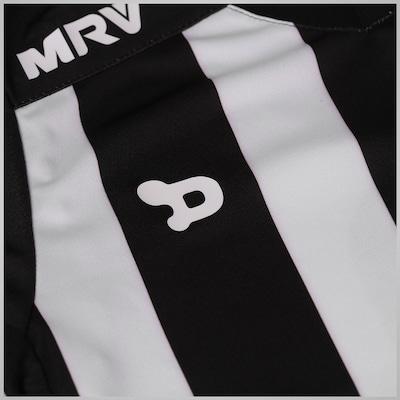 Camisa do Atlético-MG I 2016 nº 10 Dryworld - Infantil