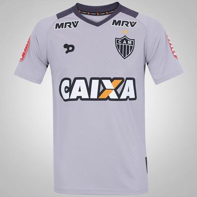 Camisa de Goleiro do Atlético-MG I 2016 Dryworld - Masculina
