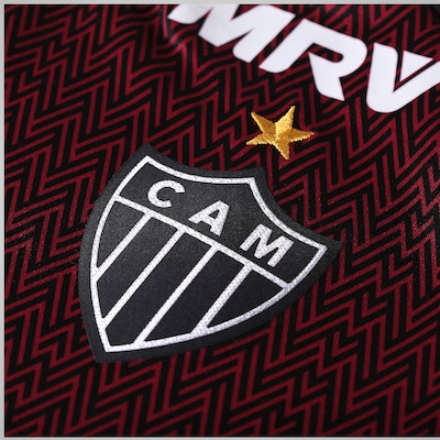 Camisa de Goleiro do Atlético-MG III 2016 Dryworld - Masculina