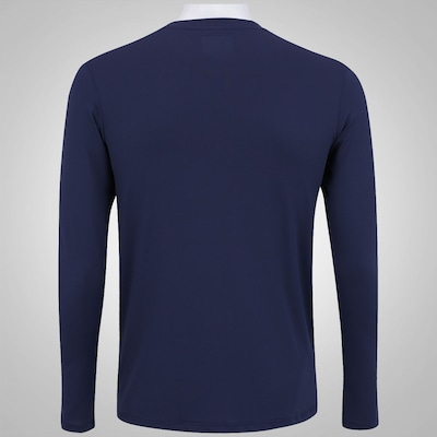 Camisa de Compressão Manga Longa Umbro Sports com Proteção UV - Masculina