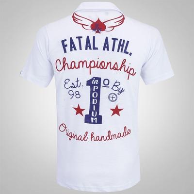 Camisa Polo Fatal Especial - Masculino